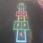 MUGA Court Markings Design in West Sussex 7