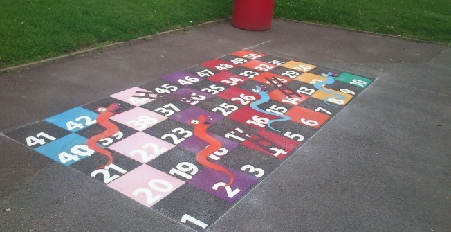 Snake And Ladders Designs in Cornwall